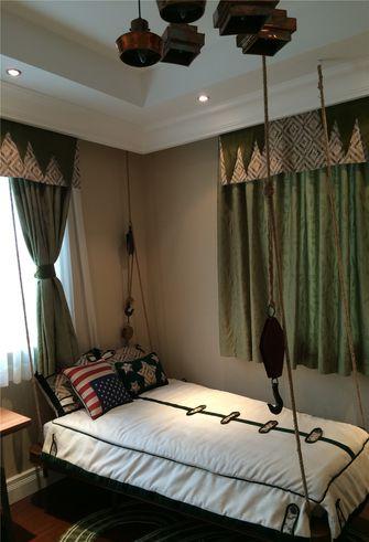 经济型100平米三室一厅美式风格其他区域装修案例