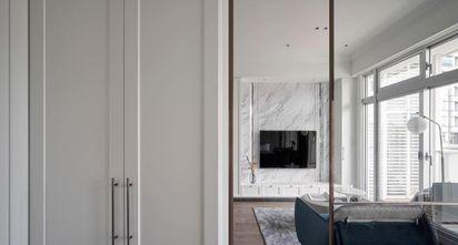 5-10万40平米小户型美式风格客厅装修效果图