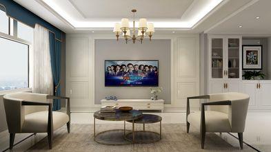 三室一厅欧式风格客厅设计图