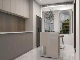 140平米三室两厅法式风格厨房装修图片大全