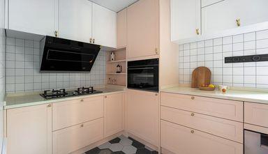 5-10万50平米公寓混搭风格厨房装修效果图