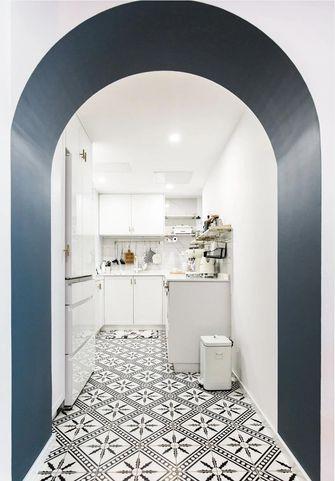 富裕型120平米三室两厅欧式风格厨房图片大全