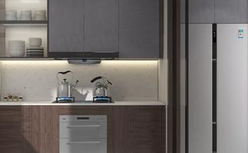经济型50平米港式风格厨房装修效果图