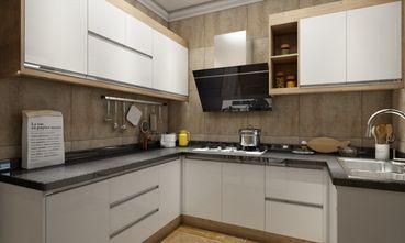 70平米工业风风格厨房效果图
