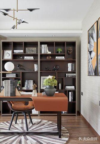 豪华型三欧式风格书房图