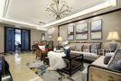 20万以上140平米四新古典风格客厅装修图片大全