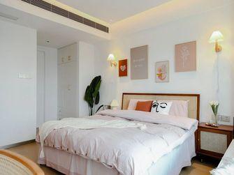 豪华型130平米三室两厅日式风格卧室装修图片大全