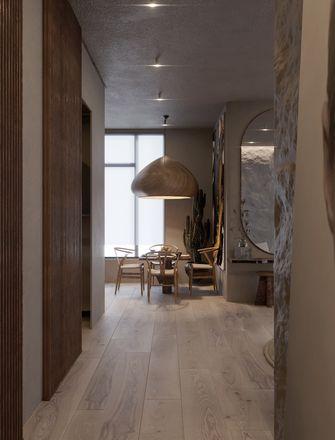 富裕型70平米公寓工业风风格餐厅图