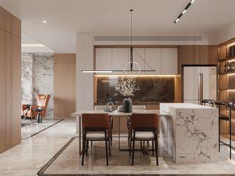 10-15万110平米三室两厅中式风格餐厅设计图