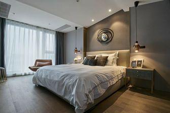 10-15万80平米公寓现代简约风格卧室图片大全