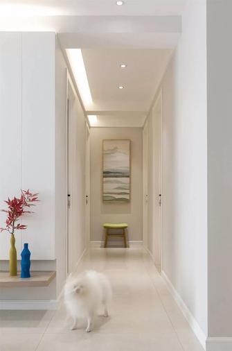 90平米三室两厅北欧风格走廊欣赏图