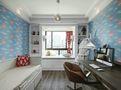 140平米三室一厅新古典风格青少年房图片大全