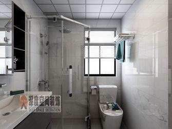 3-5万70平米三室两厅现代简约风格卫生间装修图片大全