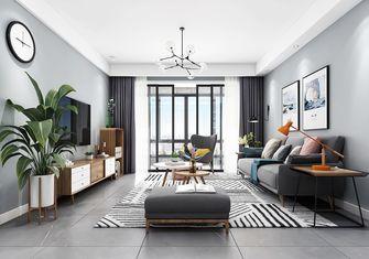20万以上140平米四室两厅北欧风格客厅效果图