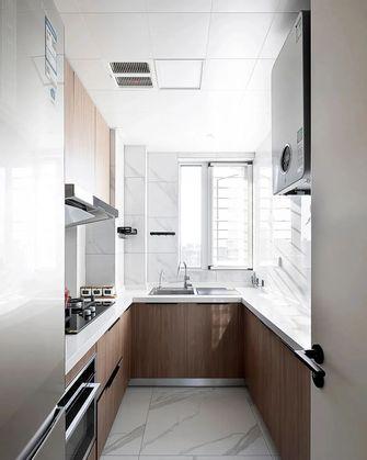 5-10万90平米日式风格厨房装修案例
