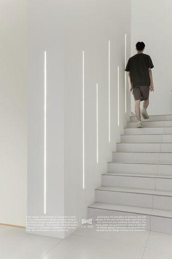 20万以上140平米复式公装风格楼梯间装修效果图
