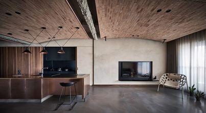 豪华型120平米四室两厅工业风风格客厅设计图