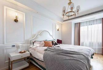 富裕型120平米三室三厅美式风格卧室欣赏图
