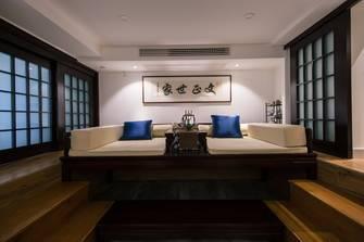 140平米四中式风格影音室图片
