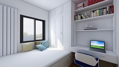 经济型50平米小户型现代简约风格卧室装修案例