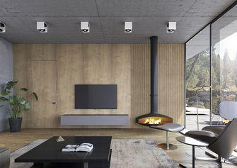 10-15万120平米三室两厅工业风风格客厅效果图