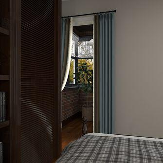 5-10万40平米小户型美式风格卧室装修效果图