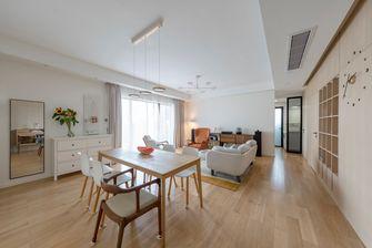 10-15万120平米三室两厅日式风格客厅装修案例