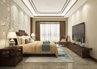 140平米别墅英伦风格卧室设计图