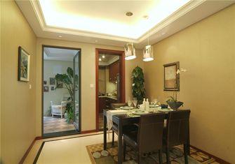 15-20万70平米公寓欧式风格餐厅欣赏图