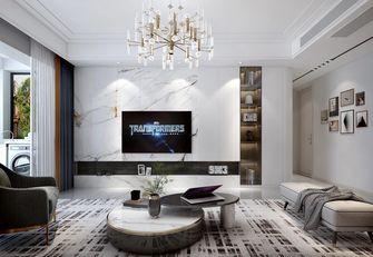 20万以上130平米四轻奢风格客厅效果图
