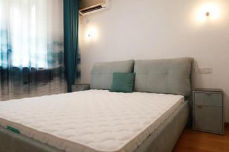 富裕型130平米三室三厅现代简约风格卧室装修案例