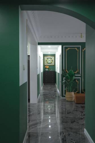 三室两厅混搭风格走廊图片大全
