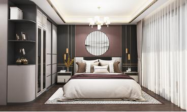 20万以上130平米四中式风格卧室设计图