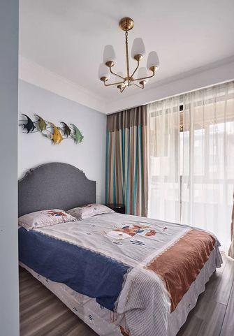 20万以上120平米三室两厅轻奢风格青少年房装修案例