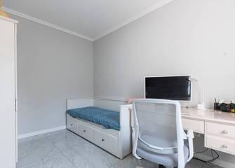 10-15万120平米三室一厅轻奢风格青少年房装修案例