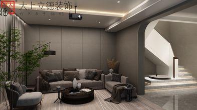 15-20万140平米别墅现代简约风格影音室装修图片大全