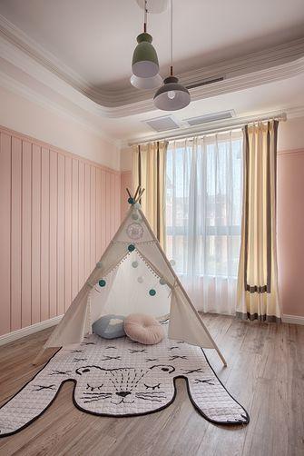 10-15万140平米四室两厅混搭风格青少年房图