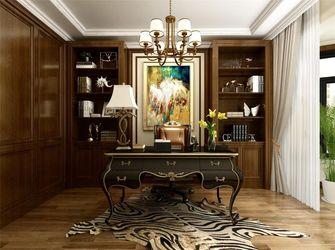 140平米四新古典风格书房设计图