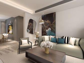 5-10万90平米三室两厅日式风格客厅图片