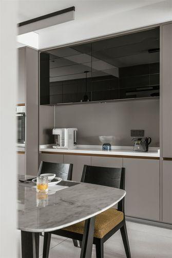 富裕型140平米四室一厅现代简约风格厨房效果图