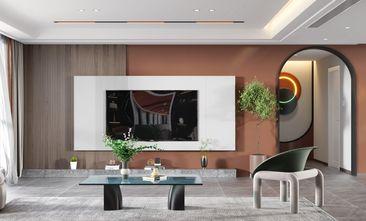 140平米别墅轻奢风格客厅欣赏图