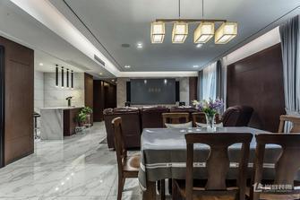 豪华型140平米四室三厅新古典风格客厅装修案例