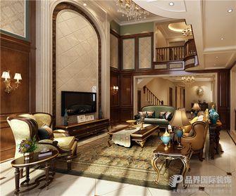 豪华型140平米别墅法式风格客厅装修效果图