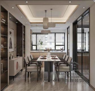 20万以上140平米四室两厅中式风格餐厅装修图片大全