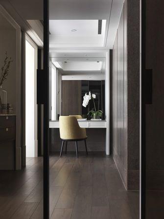 豪华型120平米三室一厅现代简约风格梳妆台欣赏图