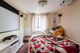 100平米三地中海风格卧室装修效果图