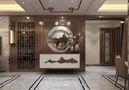 10-15万120平米三室两厅新古典风格走廊设计图