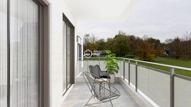 130平米四室两厅欧式风格阳台欣赏图