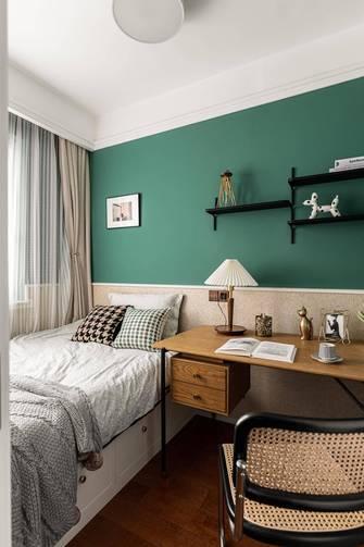 15-20万140平米三室一厅美式风格书房装修效果图