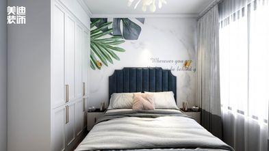 130平米四室两厅法式风格卧室图片